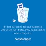 Copyblogger Kills Facebook, SEO Without Links, Build a Better Blog, Speedlink 44:2014