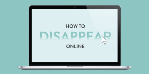 disappear online