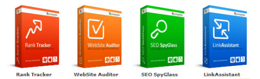 SEO Powersuite Software
