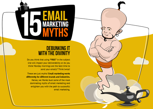 Post image for 15 Email Marketing Myths