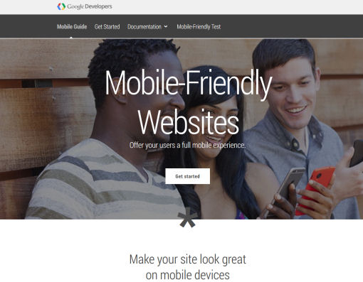 MobileFriendlyWebsites