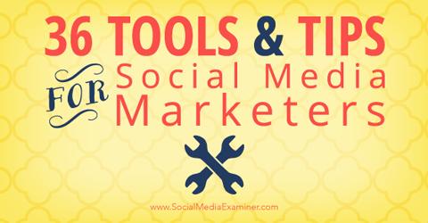 SocialMediaToolsAndTips2015