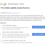 Does Your Site Have Mobile Usability Issues? Test It Now..