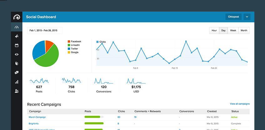 Social Media Platform for B2B