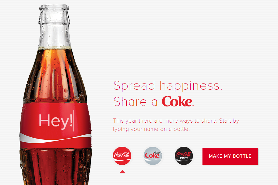 Share-a-coke-application