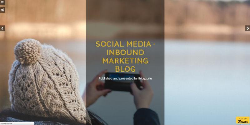 Social Media ebook Beacon