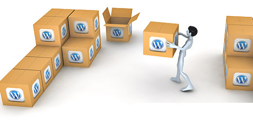 moving wordpress to a new domain