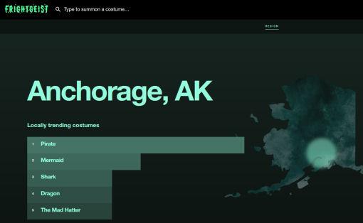 Frightgeist Anchorage AK