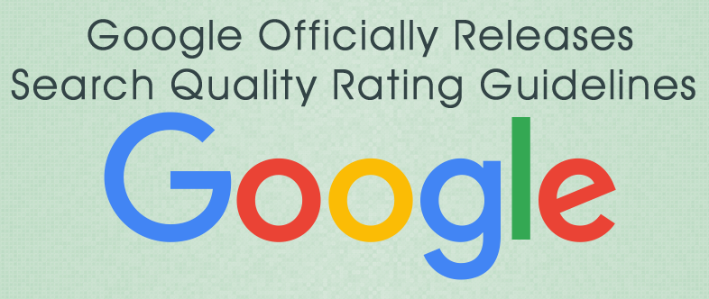 google search quality guidelines 2016