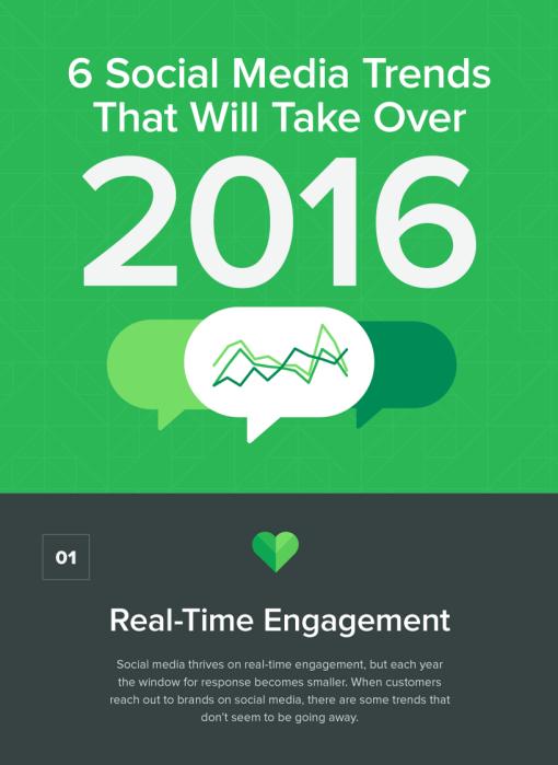 Social Media 2016 Infographics