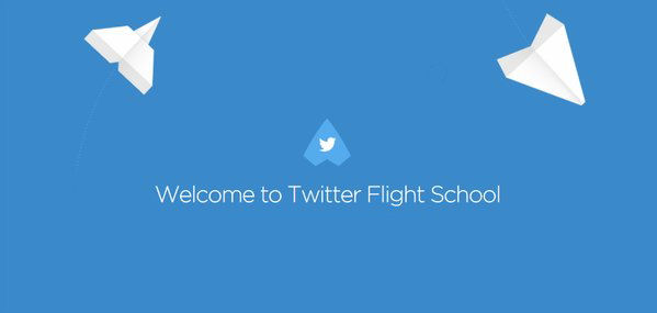 Twitter Flight School For Marketers