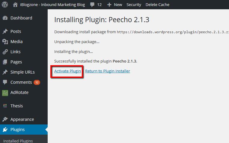 Peecho_install_2