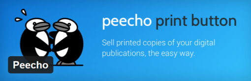 peecho print button