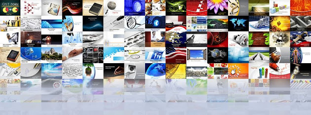 poweredtemplate presentations