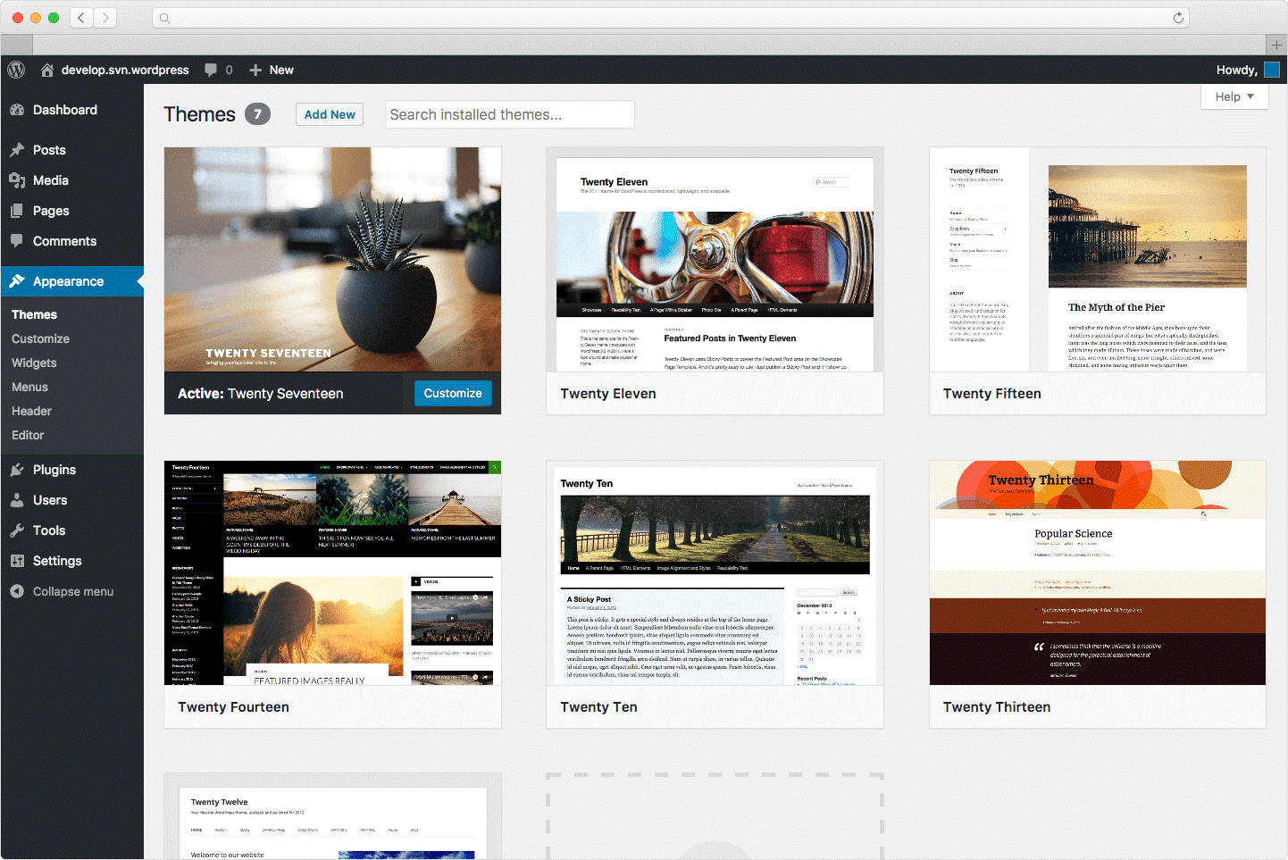 Wordpress Tool