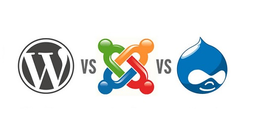 WordPress vs Joomla vs Drupal – Which is Best Suited For You? (Infographic)