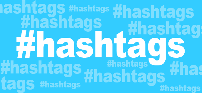 Hashtags Social Media