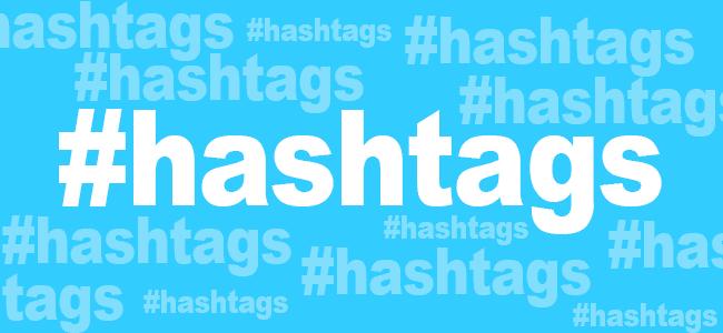 Hashtags Social Media