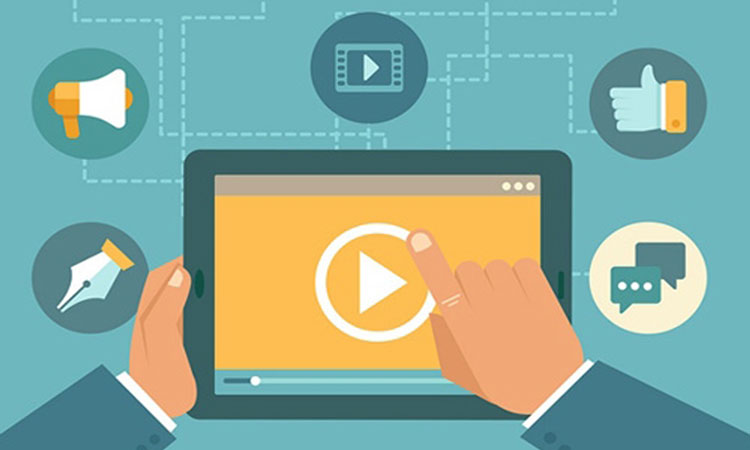 convert blog content to video
