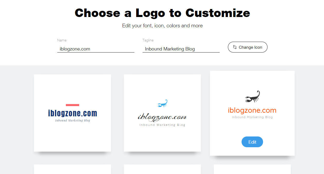 create logo 7
