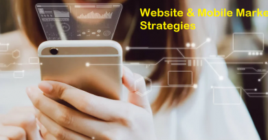 10 Strategies for Website And Mobile Marketing Your Business Online